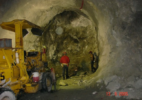 Asesoría a la Industria Minera